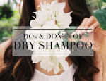 Top dos & don'ts of applying dry shampoo