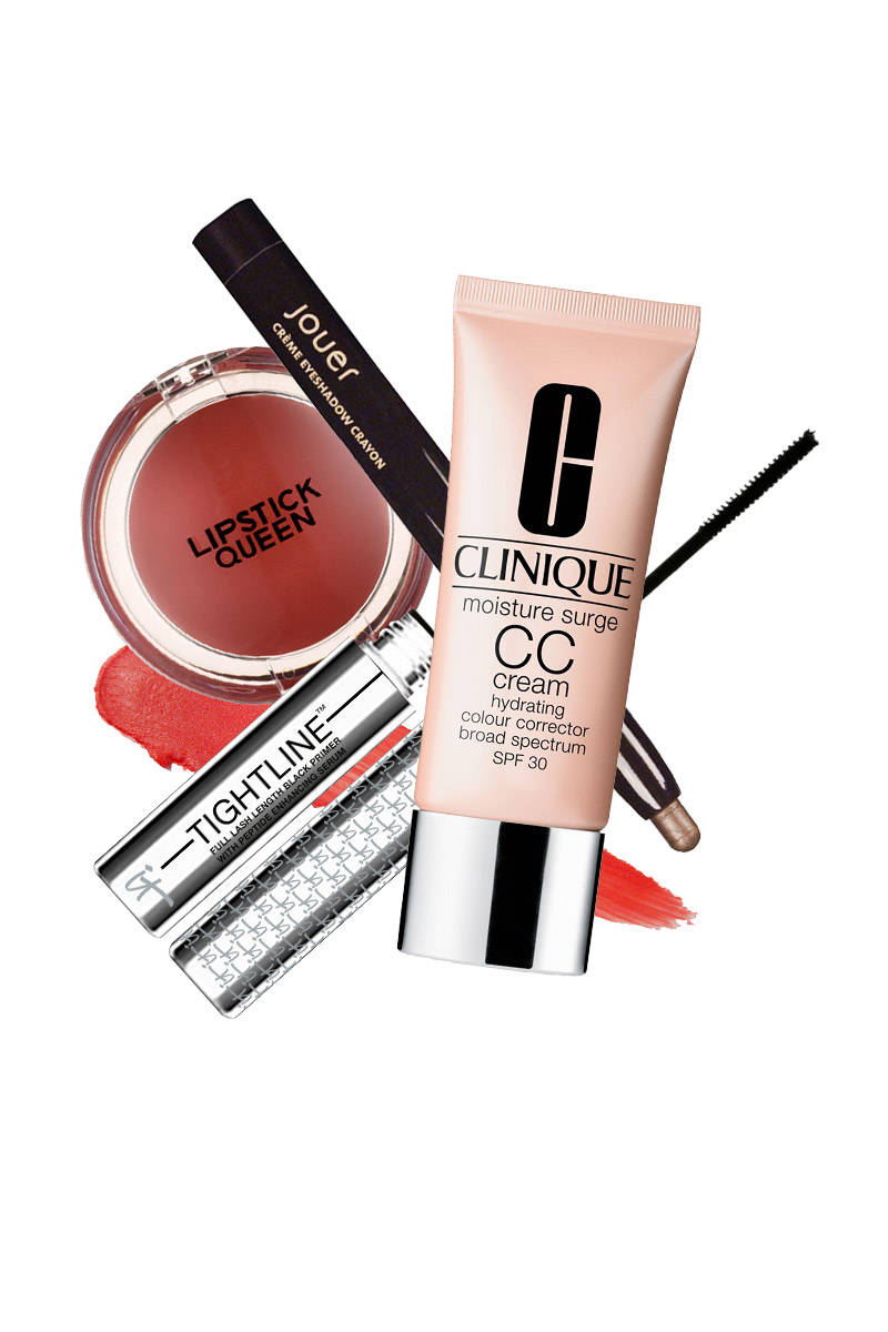 cosmetics that can do double-duty