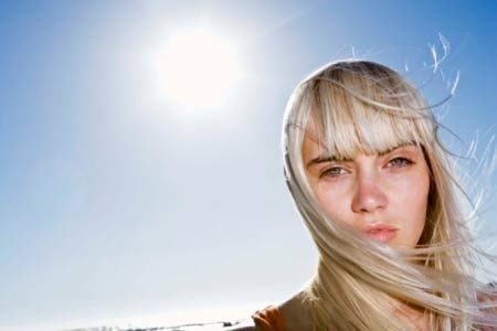 Protect Your Hair from Sun Exposure