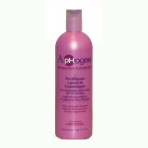 ApHogee Pro Vitamin Leave-In Conditioner