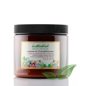 Just Natural Hair Care Leave-in Conditioner