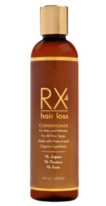 RX4 Hair Loss Shampoo and Conditioner