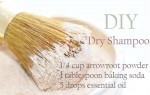DIY Dry Shampoo For Healthy Hair